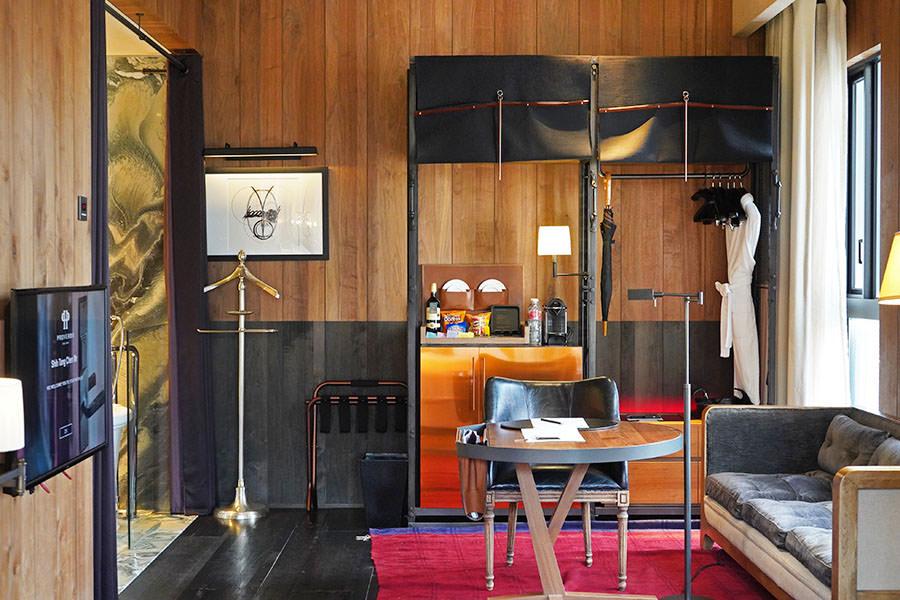 賦樂旅居 Hotel Proverbs Taipei 台北東區設計酒店,大膽多元融合風格住宿!!