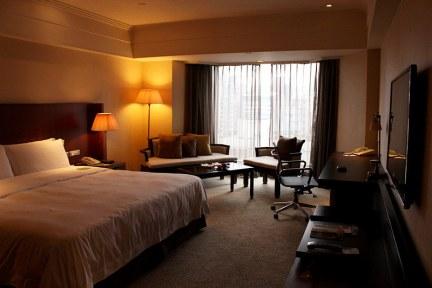 台北晶華酒店 Regent Taipei Hotel 豪華套房住宿、超澎派柏麗廳早餐