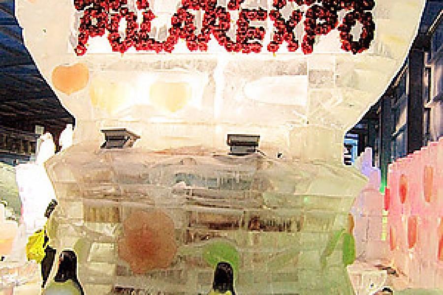 [台北] 南北極極地風光博覽會 Polar Exposition