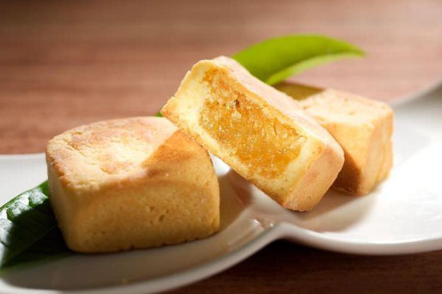 [食記] 60年老店-漢坊饌金土鳳梨酥
