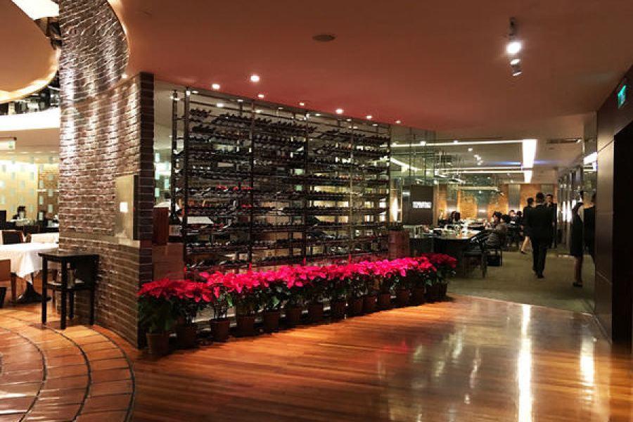 台北 | 晶華酒店 Robin's Teppan 鐵板燒午間海陸套餐 跨年尾牙饗宴<3