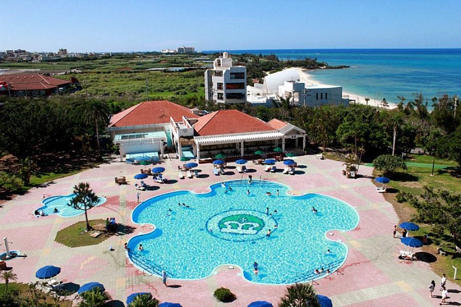 [沖繩] 殘波岬 大和皇家海濱渡假酒店 Okinawa Zanpamisaki Royal Hotel