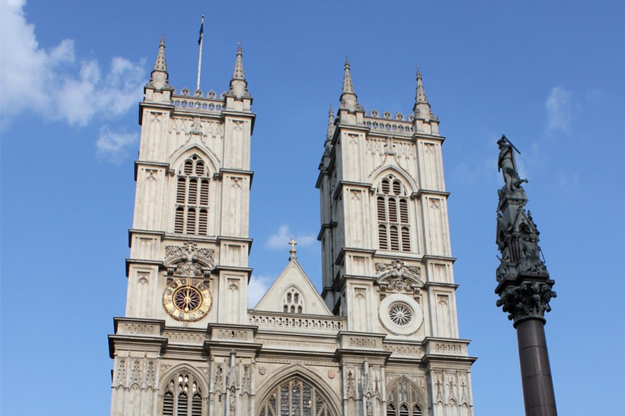 倫敦 London | 西敏寺 Westminster Abbey 遺珠之憾