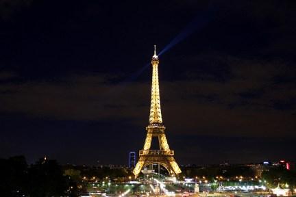 [法國] 巴黎 Paris @ 夏祐宮 Palais de Chaillot - 艾菲爾鐵塔 la tour Eiffel 完美觀賞點 (影片)