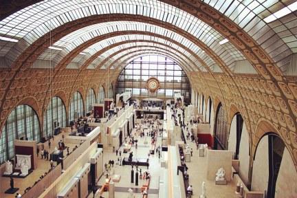 法國巴黎奧賽美術館 Musée d'Orsay, Paris