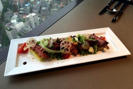 台北 | 香格里拉遠東 馬可波羅38F義式景觀餐廳 MP Restaurant 午間套餐