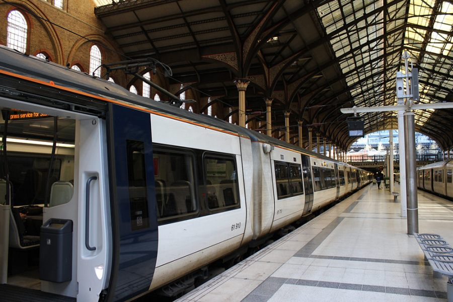 Stansted Express | 倫敦市區機場快捷 Liverpool Street → Stansted Ariport
