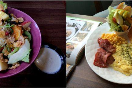 [高雄] 苓雅區 Youngwich 平價美式早午餐。三明治。沙拉