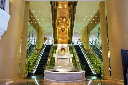台北君悅酒店 Grand Hyatt Taipei - 住宿分享 & 六周年小慶祝