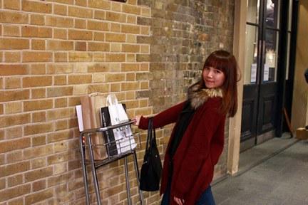 倫敦 London |  哈利波特9¾月台 Platform Nine and Three Quatres