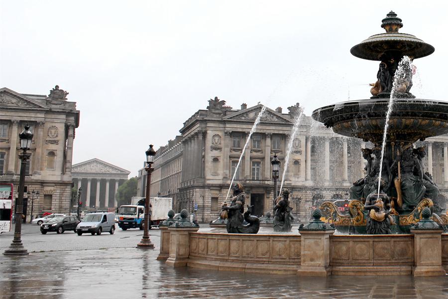 [法國] 巴黎 Paris @ 協和廣場 Place de la Concorde & 瑪德蓮教堂 L'église Sainte-Marie-Madeleine