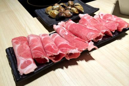 板橋中山遠百   天和鮮物涮涮鍋 - 吃有機養生去