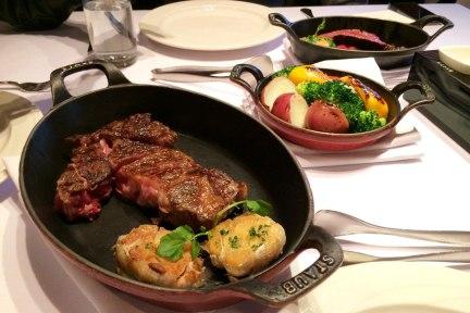 台北   維多麗亞酒店 No.168 Prime Steak House 牛排館