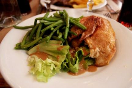 [法國] 巴黎 Paris @ Le Royal Bar & restaurant - 戰神廣場附近平價小餐館