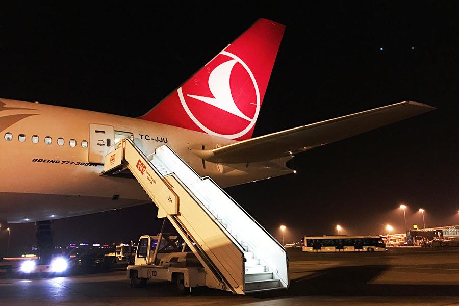 土耳其航空 Turkish Airlines (THY) ★ 基本介紹 超棒轉機服務 行李 里程累計 – 披著虎皮的貓