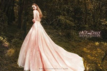 [Wedding] 蕾絲娃娃法式手工婚紗諮詢心得 (安妮路易手工婚紗)