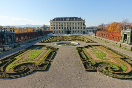 【維也納 Vienna】美泉宮‧熊布倫宮 Schloß Schönbrunn 世界第二宮殿花園 哈布斯輝煌年代的記憶
