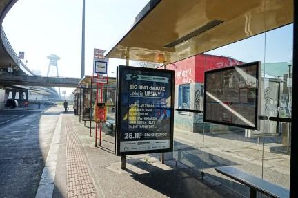 交通║維也納 Vienna - 布拉提斯拉瓦 Bratislava 跨國巴士 BLAGUSS BUS (VIB)