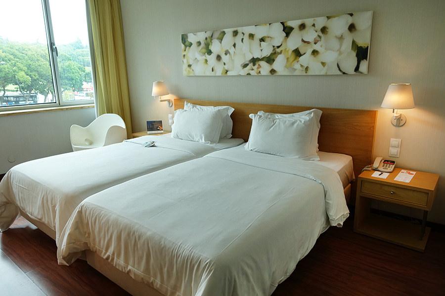 [葡萄牙] 里斯本 Lisbon – HF Fenix Garden Hotel 市區景觀住宿推薦!!