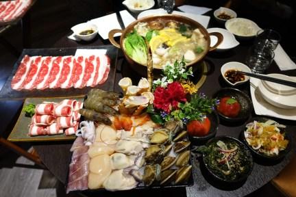 高雄左營 | 銅花精緻涮涮鍋 -火鍋界的LV,日本手工銅鍋 x 高級食材