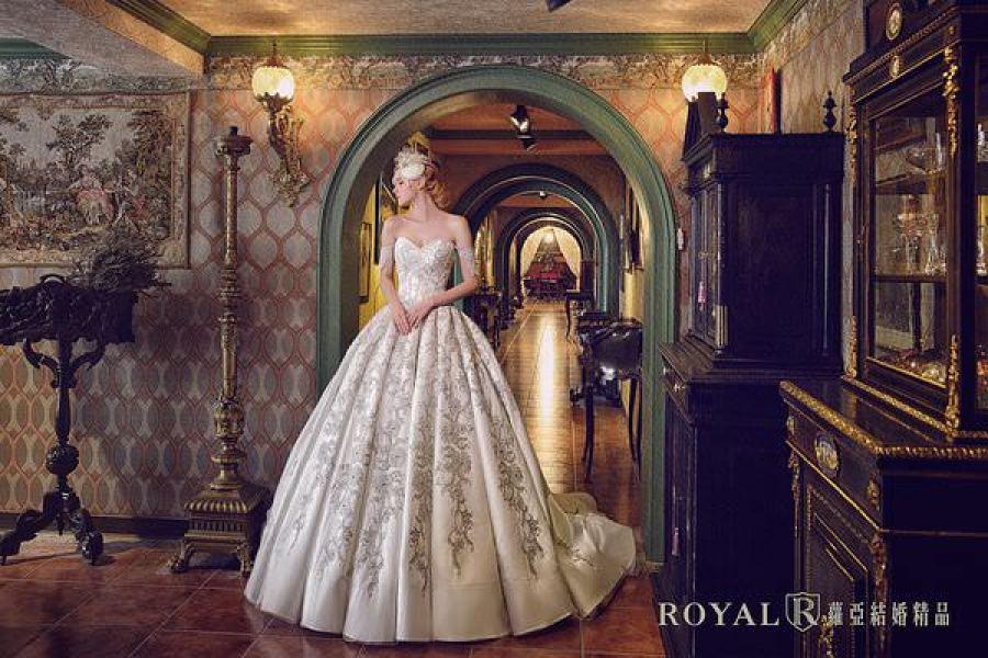 [Wedding] ROYAL 蘿亞結婚精品 婚紗諮詢心得