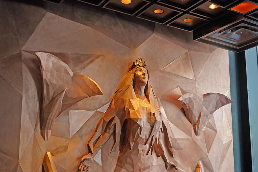 紐約星巴克臻選烘焙工坊 Starbucks Reserve Roastery New York 雀兒喜典藏旗艦店,星迷必訪景點!
