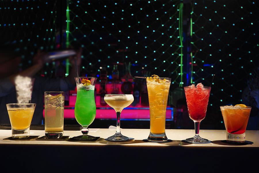 Swave Bar 微浮酒吧,澎湖福朋喜來登 Live Band Bar 在地特色調酒~High 翻菊島夜生活!!