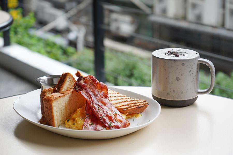 ACME Breakfast CLUB 西門町超人氣歐式早午餐,台北韓系網美咖啡廳~小香港榮景回歸!