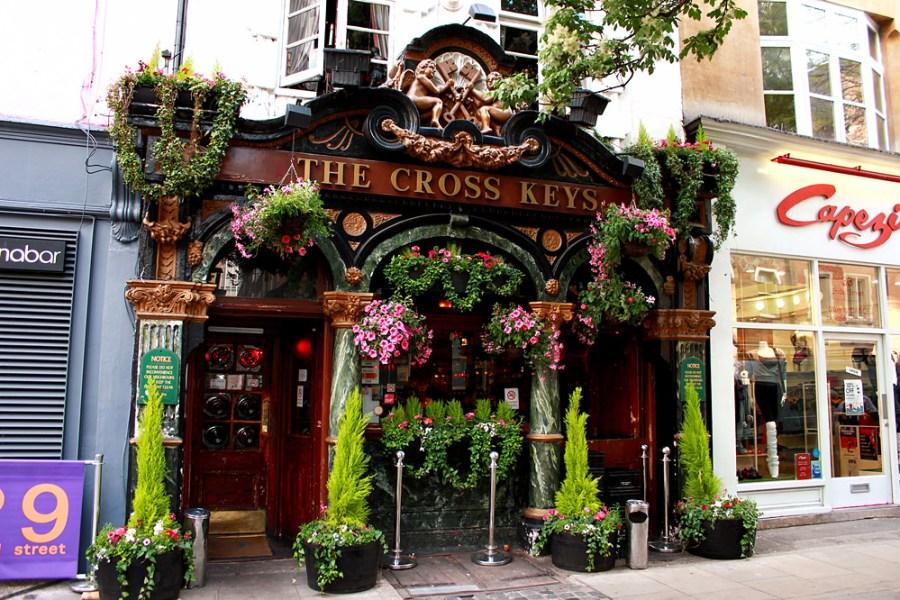 倫敦 London | 柯芬園 Covent Garden Market 周邊漫步