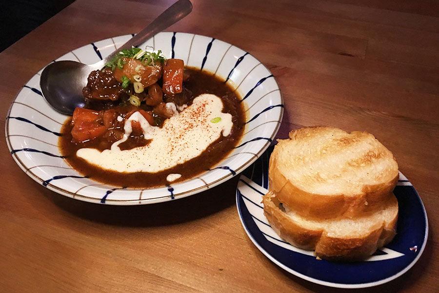 高雄苓雅 | 手刀串燒 shutou kushiyaki 深夜裡的創意食堂