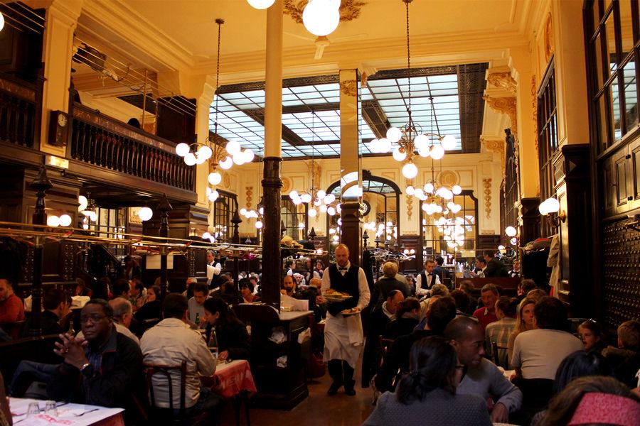 [法國] 巴黎 Paris @ Bouillon Chartier 百年工人食堂‧超人氣法國料理名店
