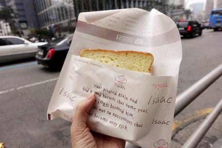 首爾 Seoul   明洞 Isaac Toast 이삭토스트 명동점 超人氣排隊三明治早餐