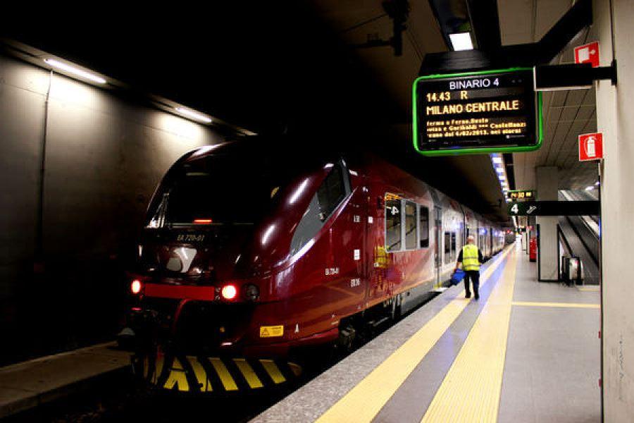 米蘭機場往返市區交通 | 機場快捷 Malpensa Express – 45分鐘抵達米蘭中央車站