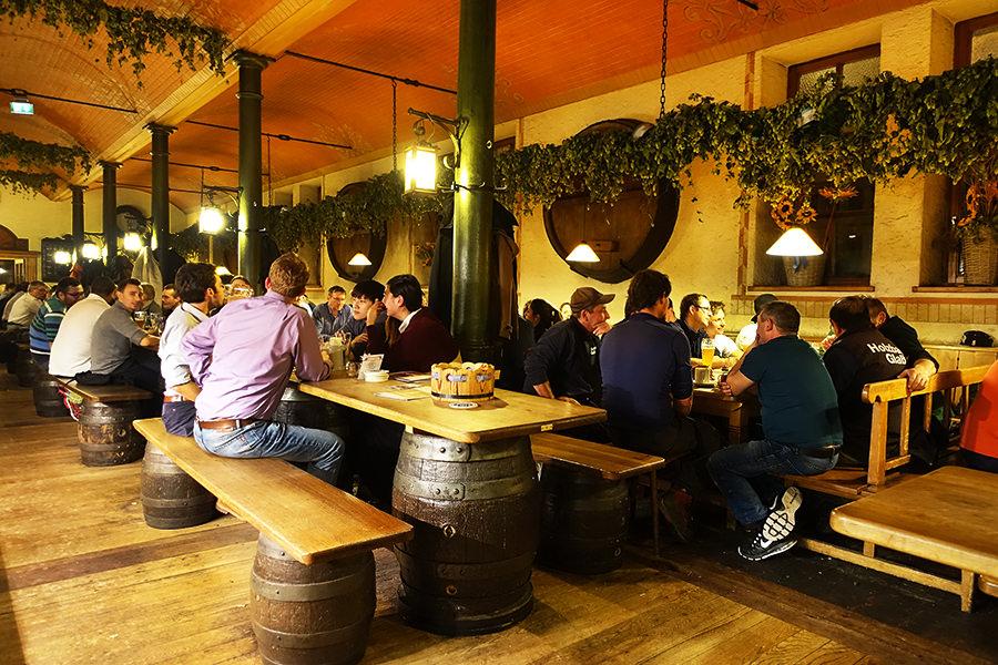 慕尼黑 Munich | 最好喝啤酒廠餐廳 Augustiner Bräustuben 平價啤酒屋 C/P值高!!
