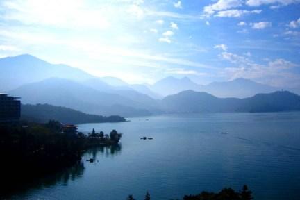 [南投] 日月潭 Sun Moon Lake - 享受明潭魚池之美