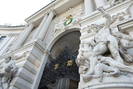 【維也納 vienna】霍夫堡皇宮 Hofburg Imperial Palace 城中城皇宮建築群體