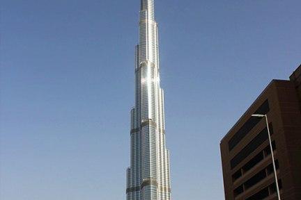 杜拜 Dubai | 世界最高建築 - 哈里發塔 Burj Khalifa (杜拜塔 Dubai Tower)