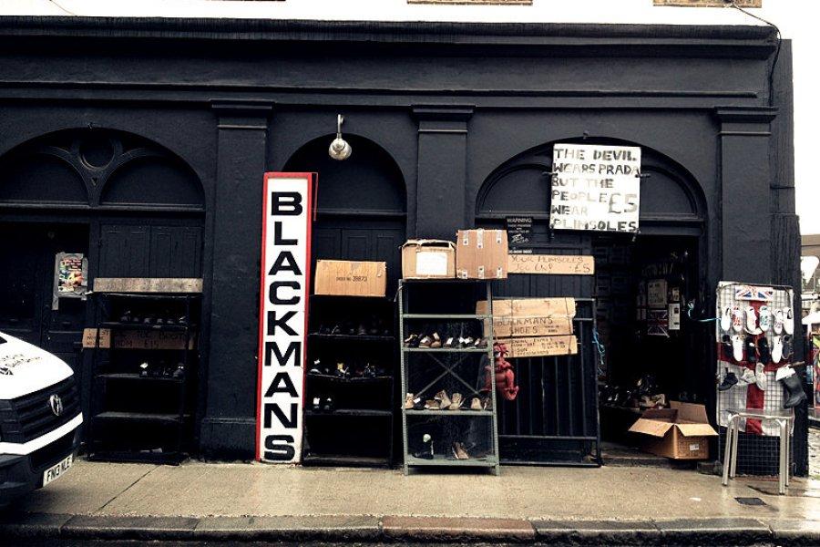 倫敦 London | Blackmans Shoes 真皮鞋靴 Dr.Martens 牛津鞋 – 英倫寵兒隱藏小店