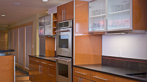 Columbia kitchen cabinets Rainier Cabinetry and Design