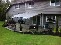 Retractable Deck Awnings - Rainier Shade
