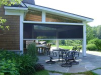 Screened In Porch - Rainier Shade