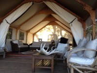 The Canvas Cottage - Rainier Yurts