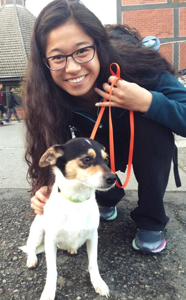 Amalia Acorda Fey Veterinary Assistant At Rainier Veterinary