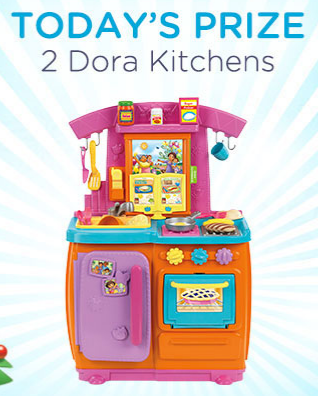 Nick Jr Christmas 2012 : christmas, Enter, Kitchen