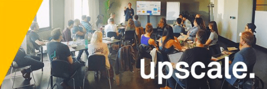 Upscale 3.0 UK 2018 Tech City UK's startup programme Startup recruiter