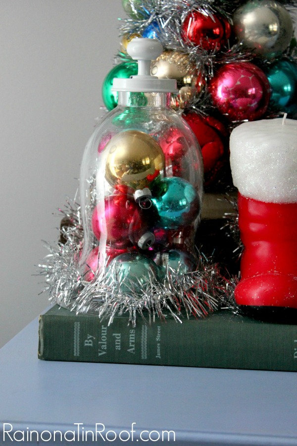 decorate small living room for christmas red sofa ideas an eclectic home tour {part 2}