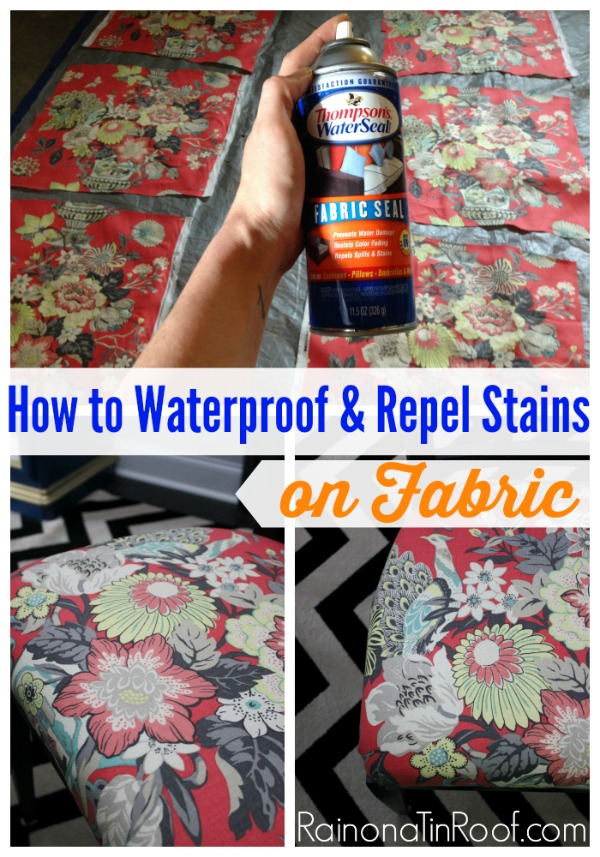 stain proof sofa fabric 72 rv bed how to waterproof repel stains on and diy spray
