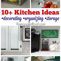 Kitchen With Pantry Cabinet How Much Does A Cost 10+ Ideas For Decorating, Organizing, And Storage