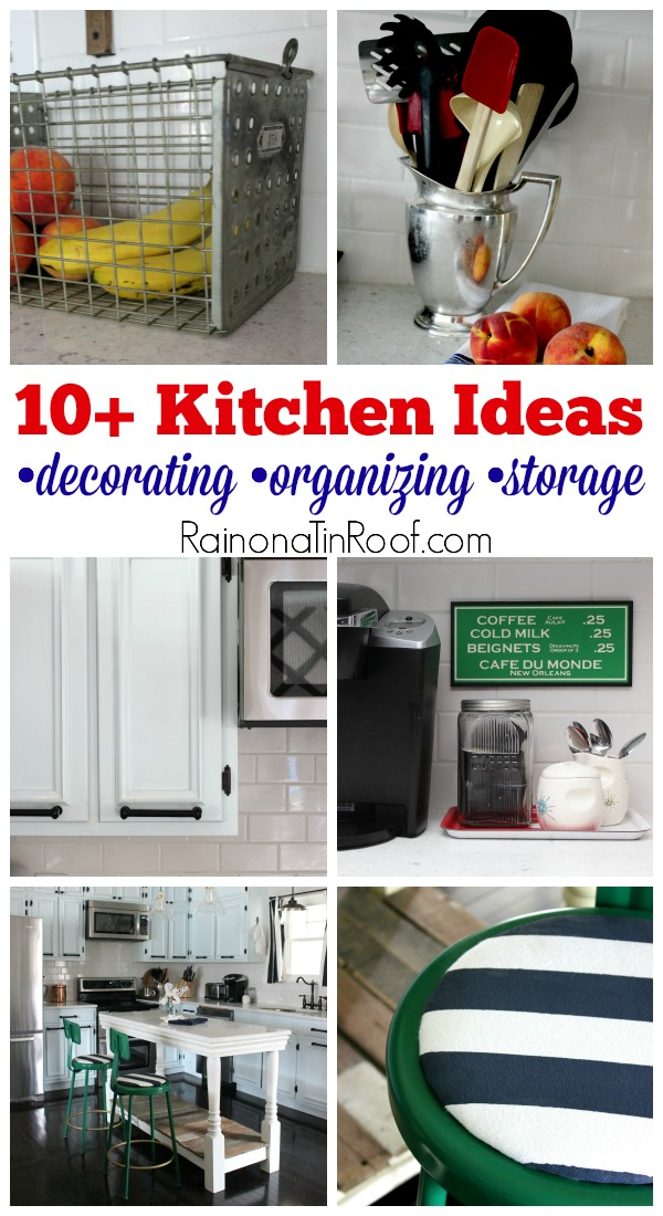 kitchen pantry ideas recycled glass countertops 10+ for decorating, organizing, and storage