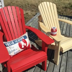 Metal Adirondack Chairs Gothic For Sale 12 Outdoor Furniture Makeovers Easier Than You Think